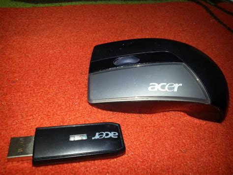 Keyboard Wireless Acer acer wireless keyboard mouse combo kg 0766 mg 0766 rg