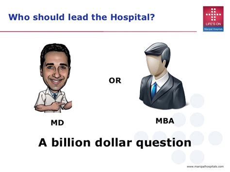 Should I Get Mba Or Mha by 16 Dr Sudarshan Ballal Clinicians As Healthcare