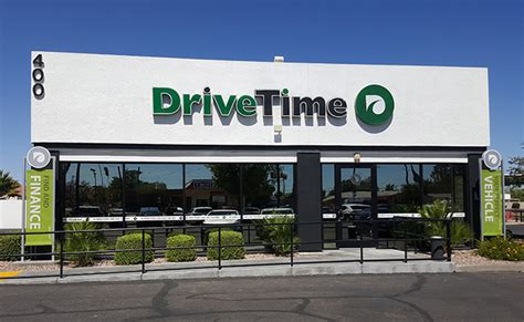 Drive Time used car dealerships drivetime chandler 399
