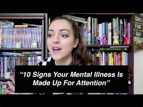 attention seeker mp3 download download quot 10 signs your mental illness is made up for