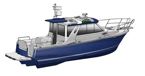 fast boats sales company llc cutwater is new brand of fast cruisers from ranger tugs