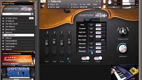 Vst Cinematic Strings 2 1 cinematic strings 2 review soundsandgear doovi