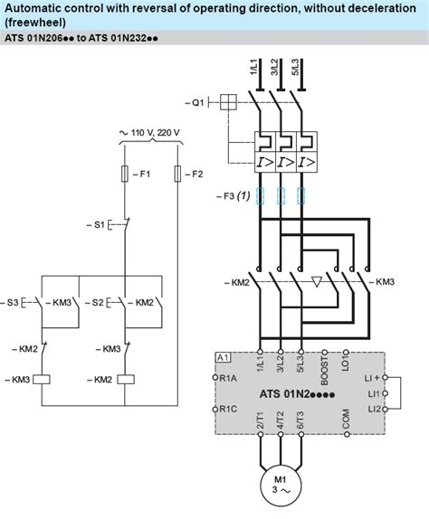 schneider motor starter wiring diagram ac single motor