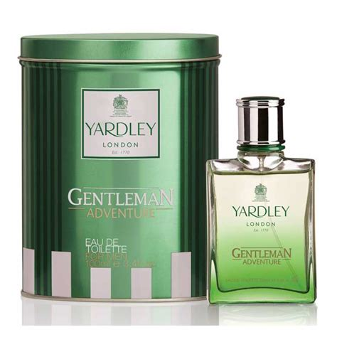 Parfum Yardley yardley gentleman adventure yardley cologne a fragrance