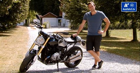 Bmw Motorrad Getriebe Hersteller by Motorrad Bmw R Ninet Fahrbericht Test Video Rad Ab