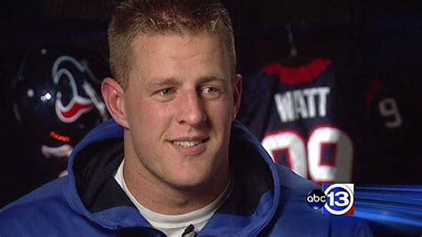 justin james watt biography see the personal side of houston texans star j j watt