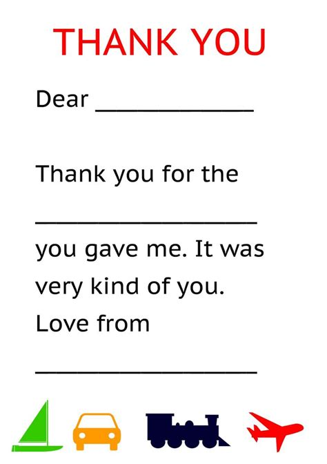 thank you note templates the 17 best images about on