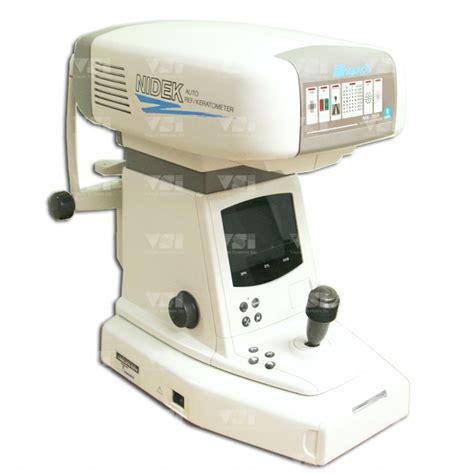 Auto Refraktometer Autorefractor Genggam Keratometer nidek 760a autorefractor keratometer vision systems inc