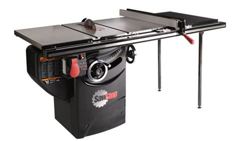 Sawstop Giveaway - a close look at the new sawstop professional cabinet saw