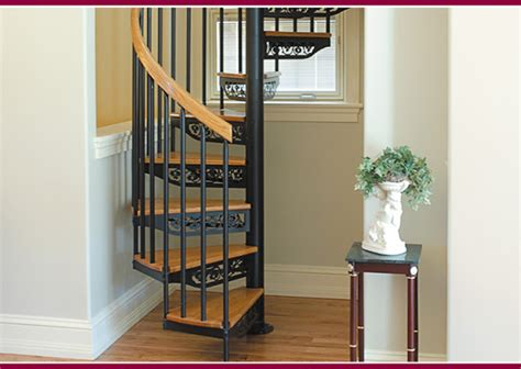 Spiral Staircases For Small Spaces Small Scale Homes Space Saving Stairs Ladders For Small