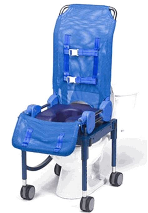 Small Shower Chair by Columbia Prima Reclining Shower Commode Chair Small