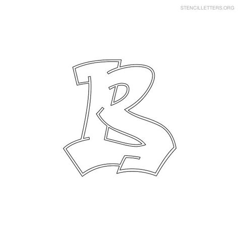 graffiti letter templates free graffiti stencils images