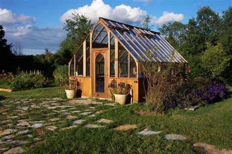 greenhouse traditional garage  shed burlington