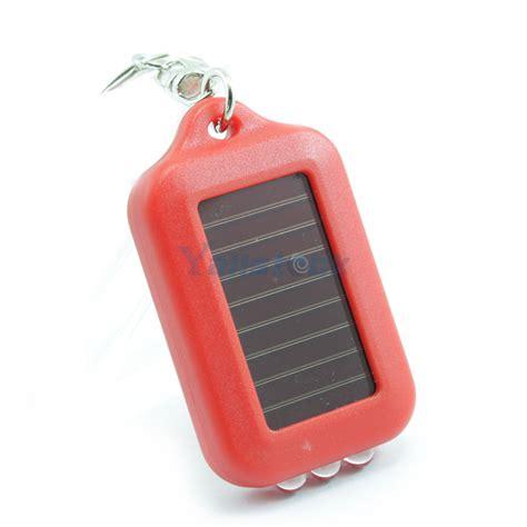 mini solar lights for crafts mini yellow solar power rechargeble 3 led flash light