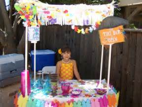 ideas for a hawaiian themed birthday party home party ideas