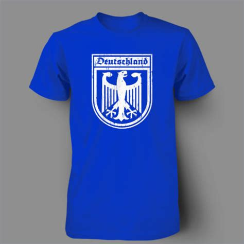 t shirts deutschland germany eagle crest german soccer