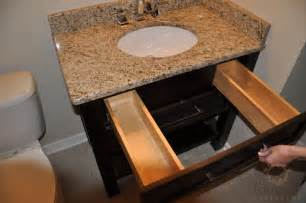 bathroom vanity specialty drawers our work toulmin