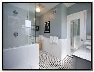 black white tile bathroom photo 4 design your home