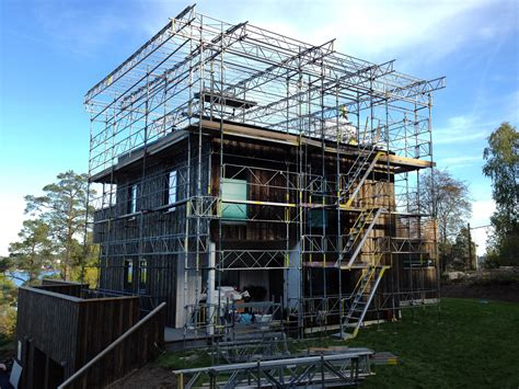 Pipe Rack Scaffolding by Scaffolding Plus Montage