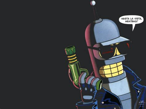 bender as terminator dravens tales from the crypt