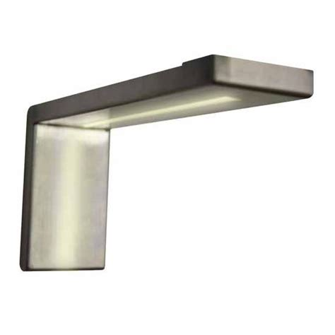 Countertop Support Brackets by Federal Brace Lumiere Lighted Countertop Support Bracket