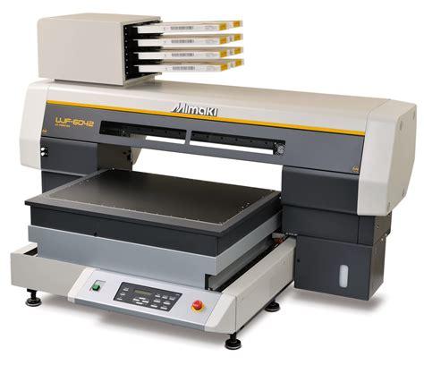 Printer Uv Mimaki ujf 6042 a2 format uv led flatbed printer