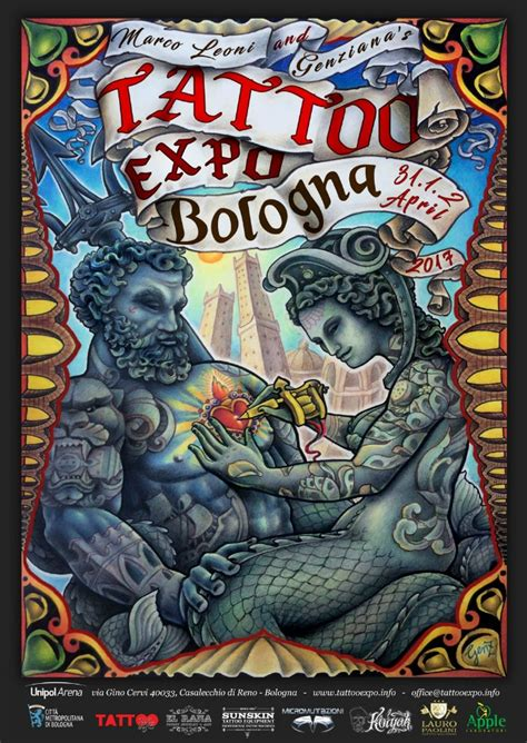 tattoo expo 2017 tattoo expo bologna march 2017