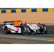 Aston Martin AMR One  2011 Le Mans Test