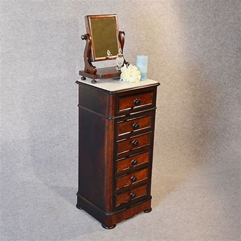 Antique Bedside Drawers by Antique Chest Drawers Bedside Cabinet Pot Cupboard