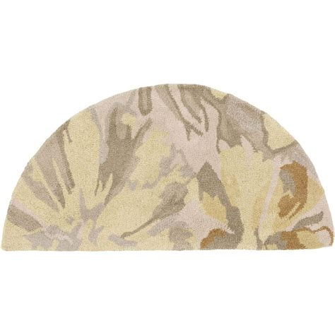 butter rug artistic weavers amaranthus butter 2 ft x 4 ft hearth indoor area rug s00151003368 the home