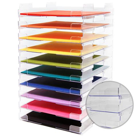 12x12 Craft Paper Storage - scrapbooking 12x12 paper storage with umbrella crafts