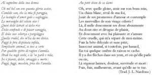 Exemple De Lettre Lyrique La Po 233 Sie Italienne Du D 233 But Du Xviie Si 232 Cle 224 L Aune Du P 233 Trarquisme Nouvelles Valences D