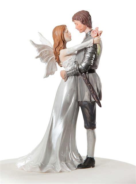 fantasy fairy wedding cake topper wedding collectibles