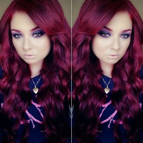 best 25 raspberry hair ideas on raspberry
