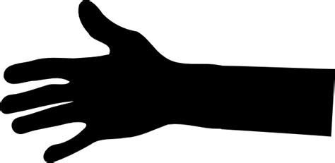 black hand black hand4 clip art at clker com vector clip art online
