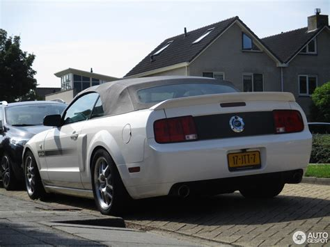 california mustang ford mustang gt california special convertible 2