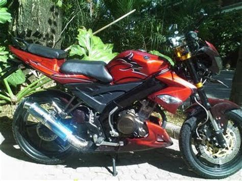 Striping Motor Vixion 2010 Violet just a with some info modifikasi vixion