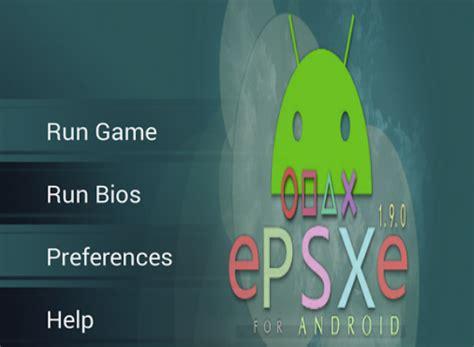 epsxe bios android epsxe for android 1 9 17 bios