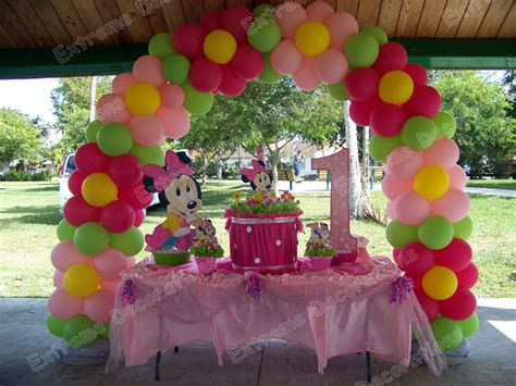 decoration for baby girl birthday decorating party and birthday decoration for baby girl party themes inspiration