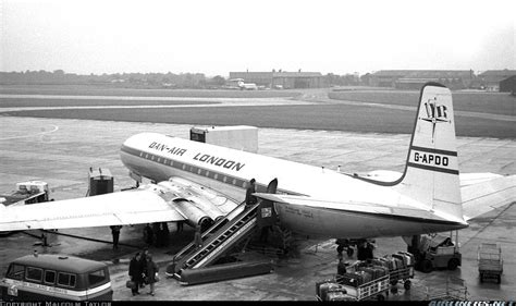 4 Dan Air de havilland dh 106 comet 4 dan air aviation photo 4020359 airliners net