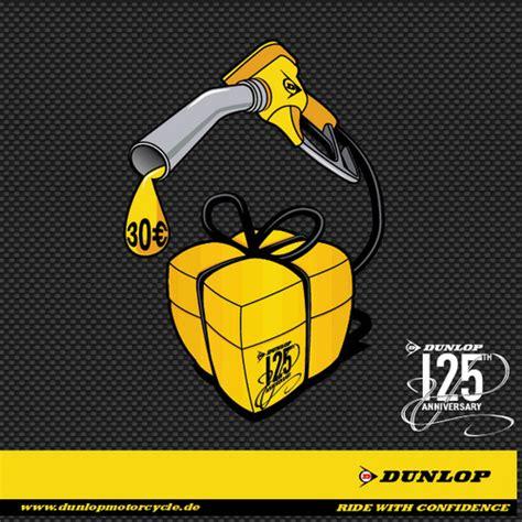 Wir Kaufen Dein Auto Unterlagen by Dunlop Startet Tankgutschein Aktion F 252 R Biker Auto