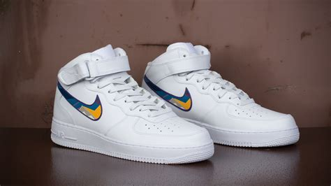 Nike Airforce 1 Lv8 Gs Nba Original bmf style brush x nike air 1 mid quot miami nights