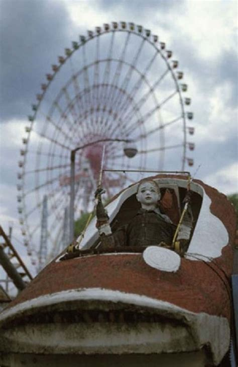 abandoned amusement park these creepy abandoned amusement parks will give you