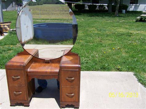 antique vanity dresser round mirror antique vanity with mirror round doherty house antique