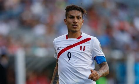 Paolo Guerrero Paolo Guerrero S Failed Test Might Been