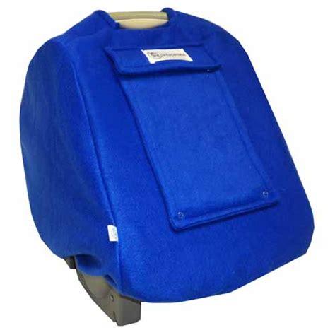 car seat fleece cover infashield infant car seat cover fleece royal blue