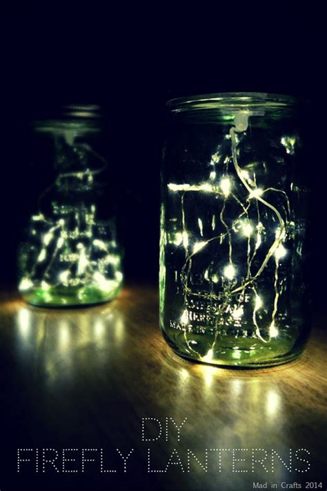 jar string lights diy diy room decor with string lights diy ready