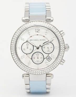 Michael Kors Uhren Silber Damen 209 by Ketten Armb 228 Nder Ohrringe Uhren Asos