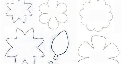 cartamodelli fiori feltro cartamodelli per fiori e foglie feltro e cucito creativo