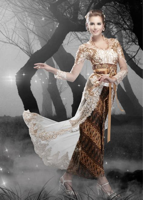 Kebaya Modern Batik modern kebaya batik dress international kebaya batik modern